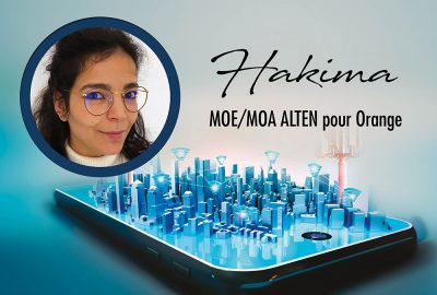 Hakima and Telecoms: Need for speed